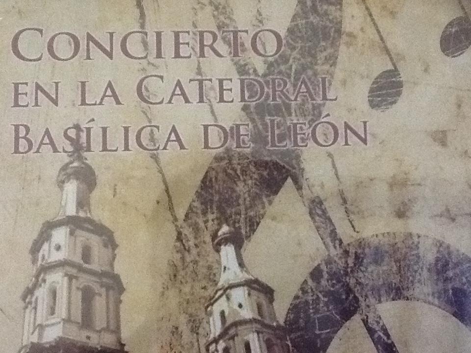 Concierto Shola Cantorum en Catedral, 150 años