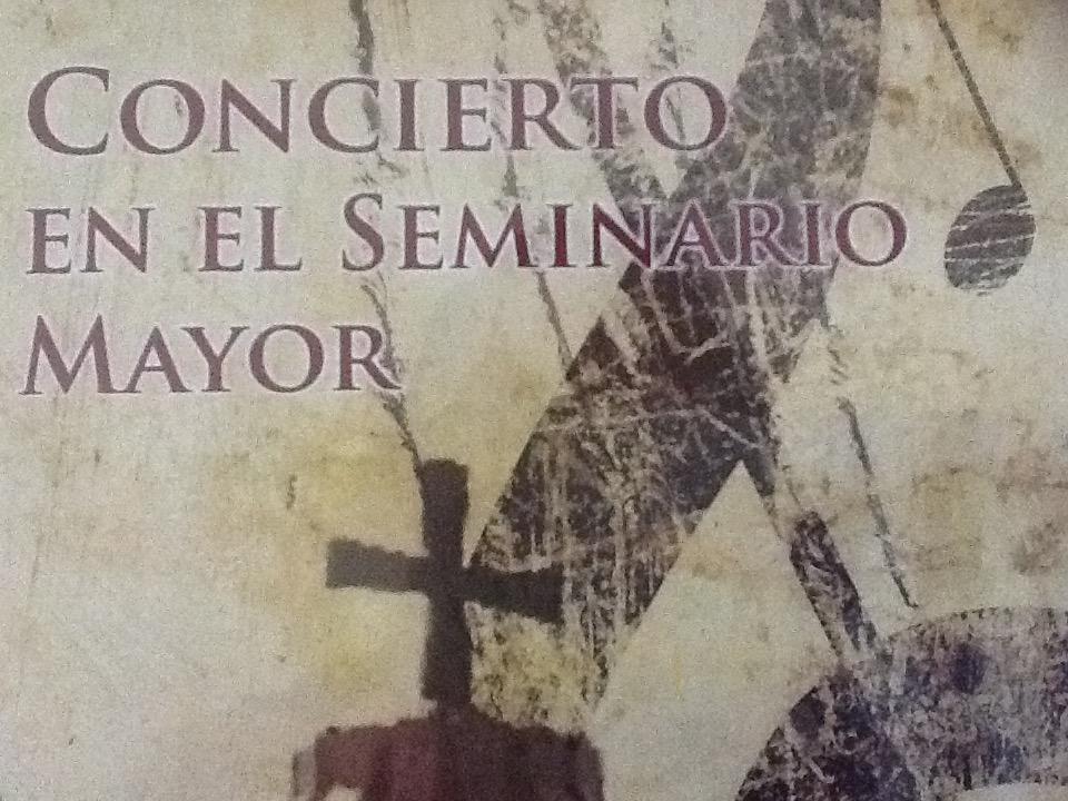 Concierto Seminario Mayor por los 150 años de fundación