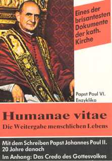 La Humanae vitae: un documento profético